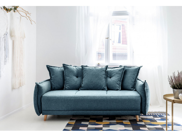 3-sitzer-sofa fest, LENA