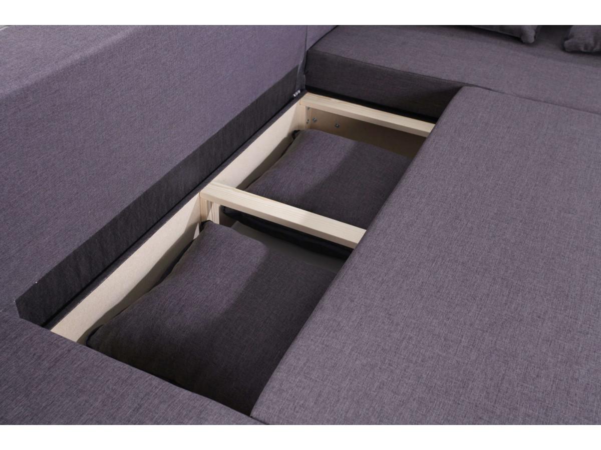 Canap panoramique u nesty bobochic paris for Canape display equipment