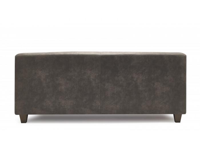 Sofa fixed 3 seater DJANGO