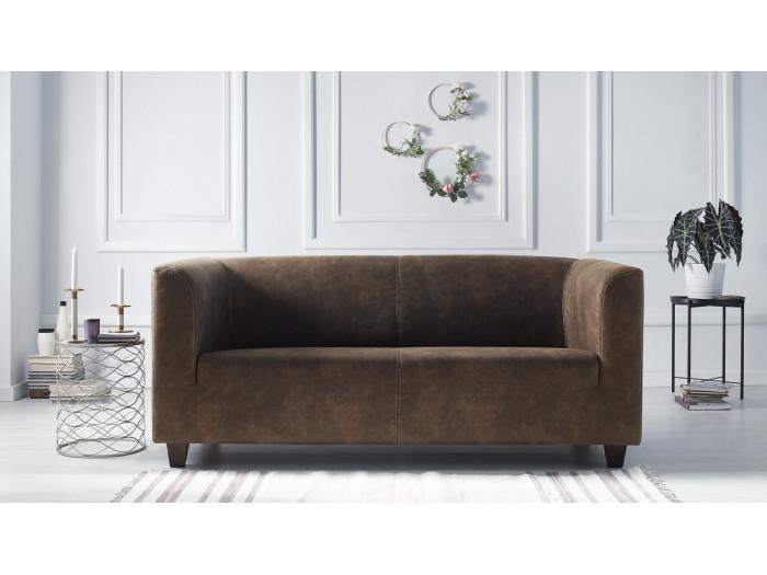 Sofa recht fix 3 plätze DJANGO