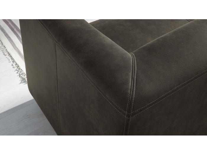 Sofa fixed 2 seater DJANGO