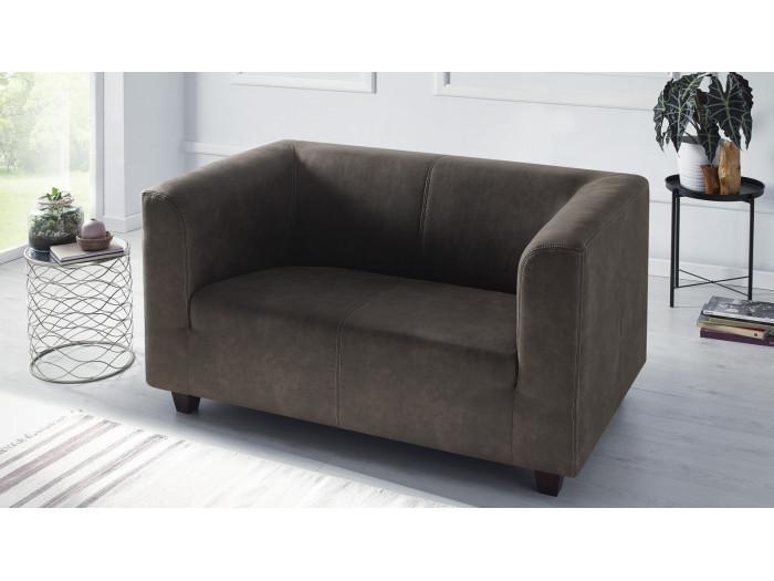 Conjunto de sofás de 2 plazas + 2 sillones de DJANGO