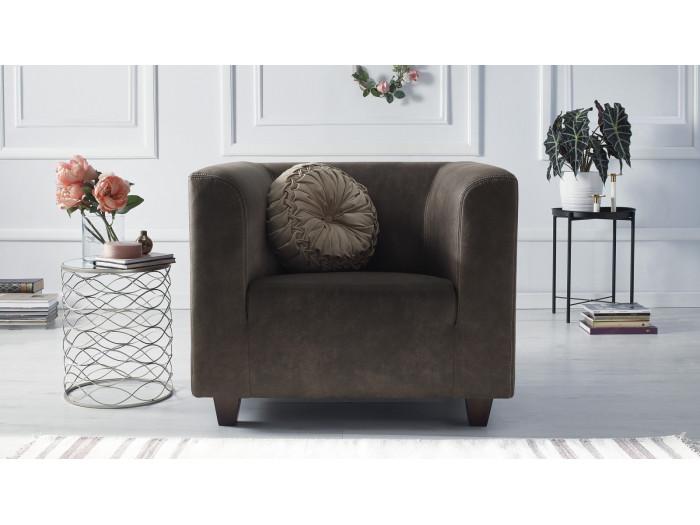 Zestaw 2-osobowa Sofa + 2 fotele DJANGO