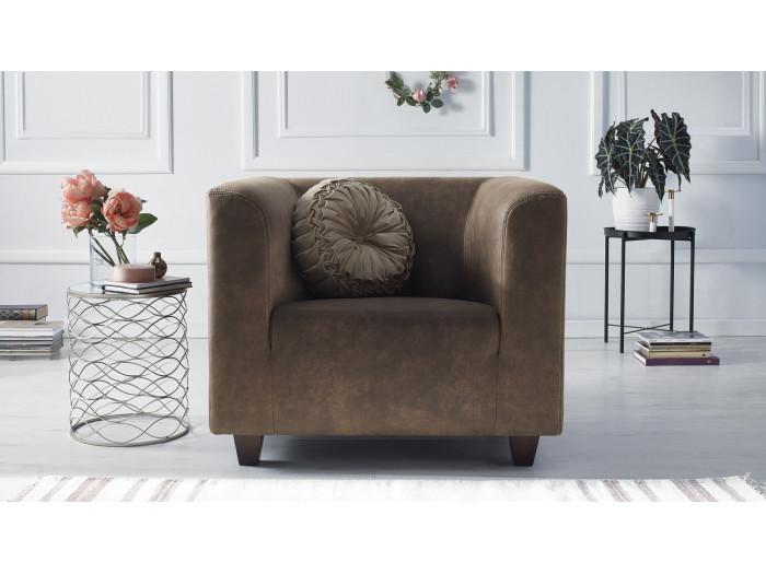 Zestaw Sofa 3 miejsca + Sofa 2 miejsca + fotel DJANGO