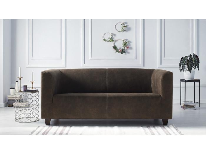 Conjunto de sofás de 3 plazas + 2 sillones de DJANGO