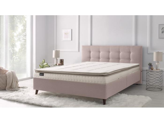 Estructura + la cabecera de la cama de MALMO