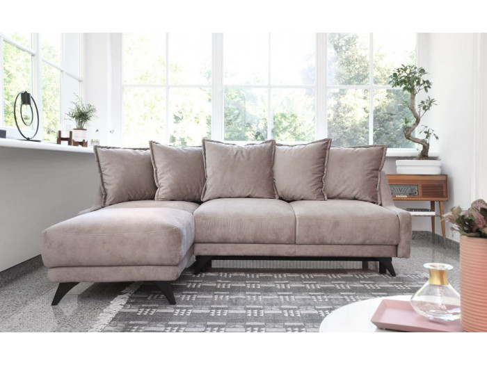 Ecksofa bettsofa safe NEW ENGLAND