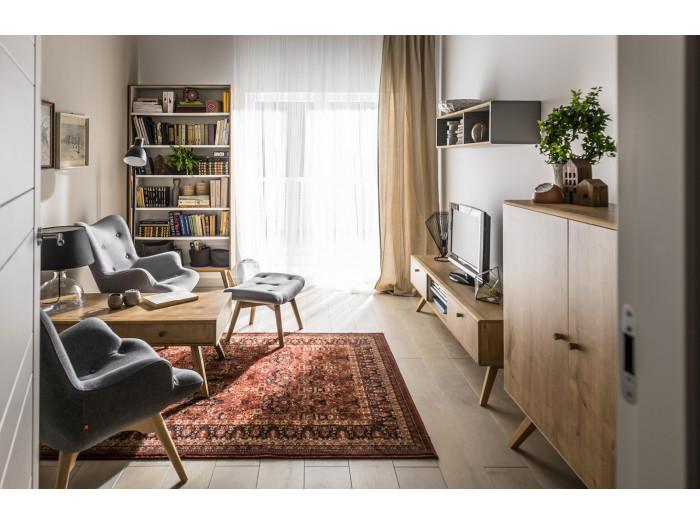 Commode scandinave 3 tiroirs ANAEL Bois massif