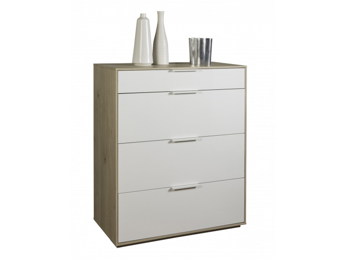 Commode 4 tiroirs ESSENTIELLE