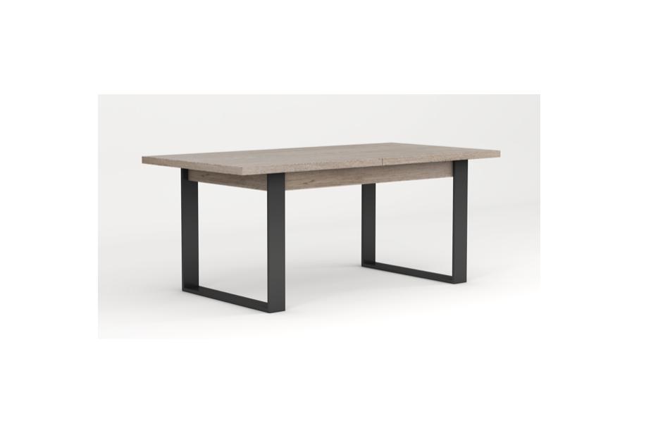 table de s jour rallonge felicia bobochic. Black Bedroom Furniture Sets. Home Design Ideas
