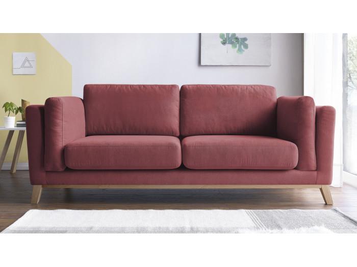 Sofa recht dem auf festen
