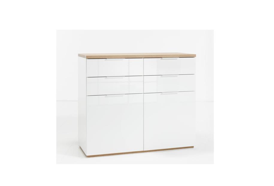 Dresser 2 doors 4 drawers UNIQUE