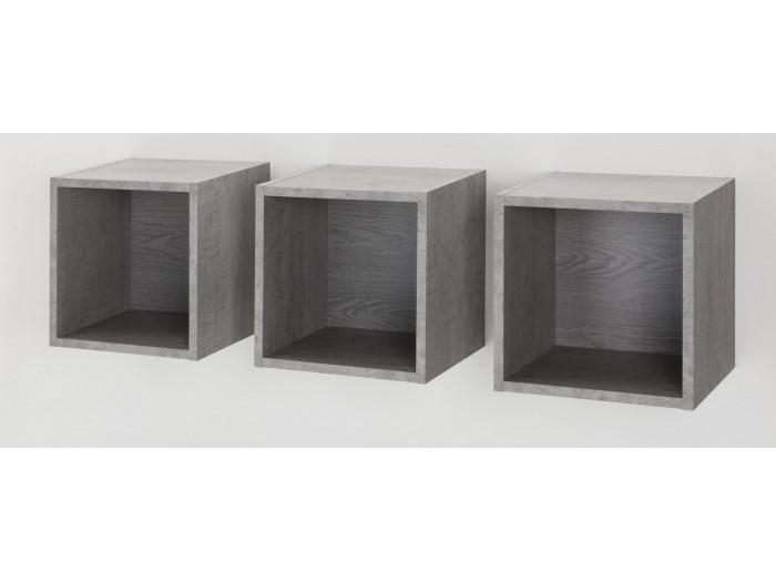 Cubes de rangement ROMA