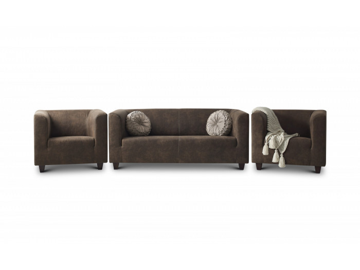 Alle 3-sitzer-Sofa + 2 sessel DJANGO