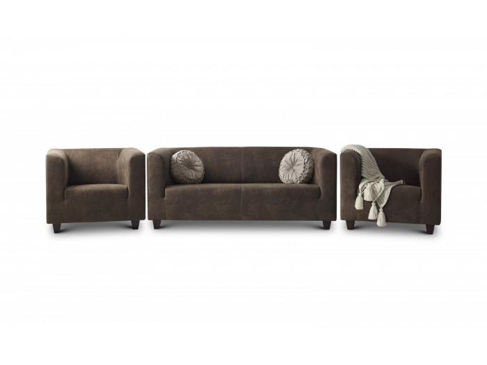 DJANGO 3 osobowa + Fotel + Fotel