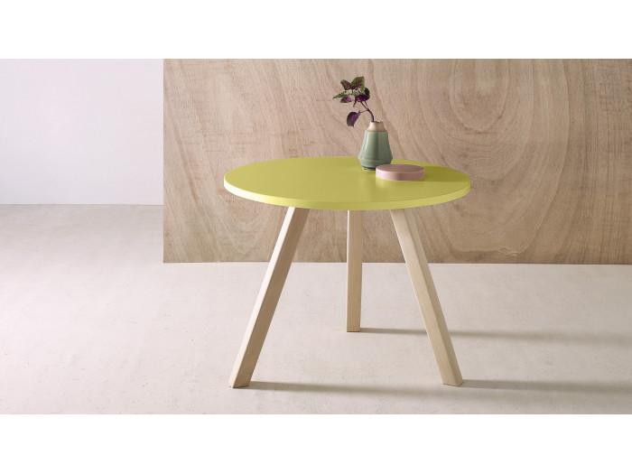 Round coffee Table PRISTINA 60