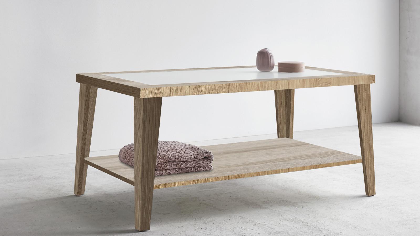 Industriel Table Basse Palette coffee table essential 110