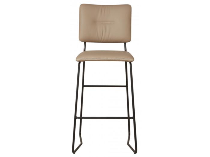 Lot of 2 bar chairs TUBO