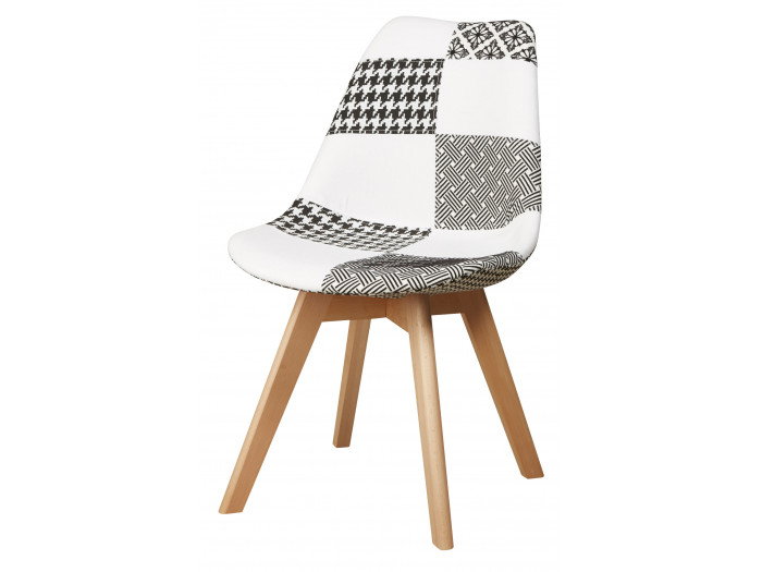 Lot of 4 chairs HEN