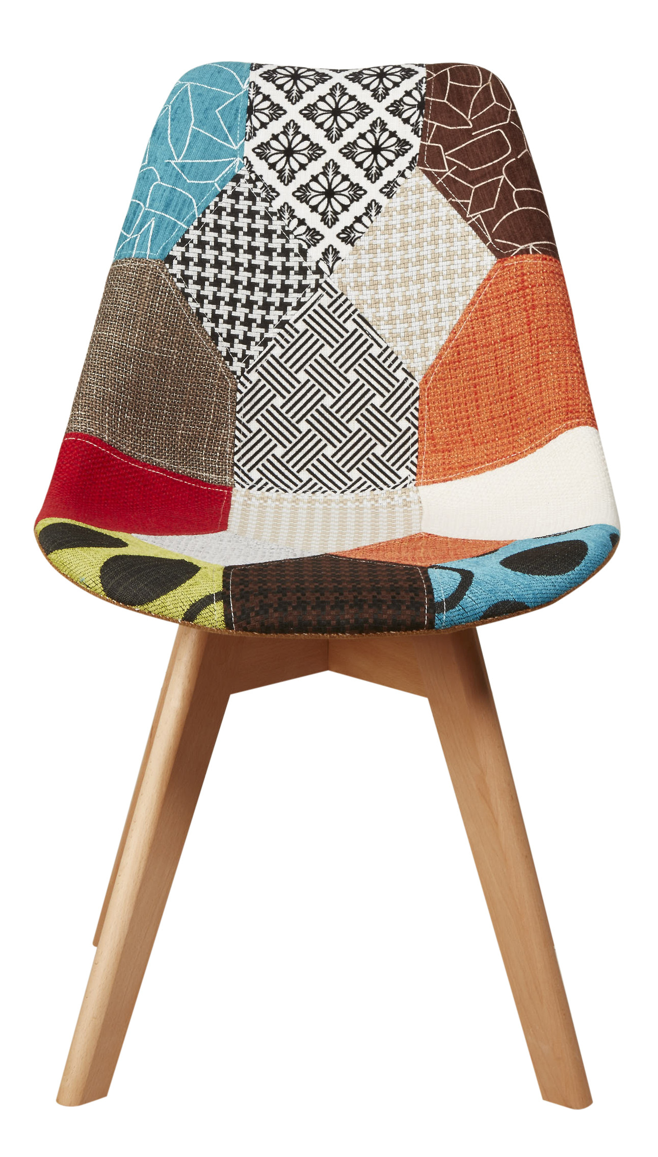Style Patchwork ® Chaise ScandinaveBobochic Mexican fYby76g