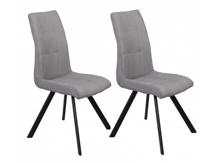 Lot of 2 chairs BAILA