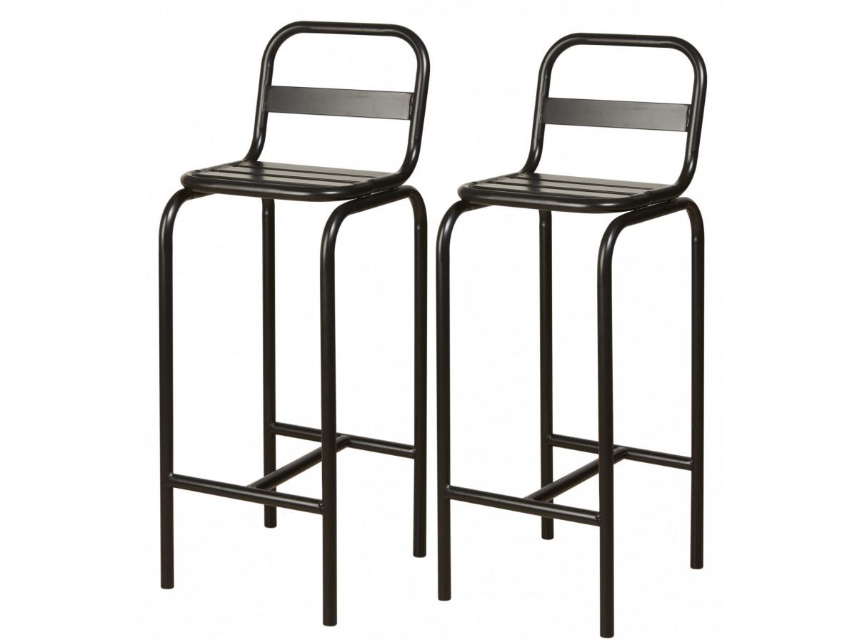 Set of 2 bar stools PATCH