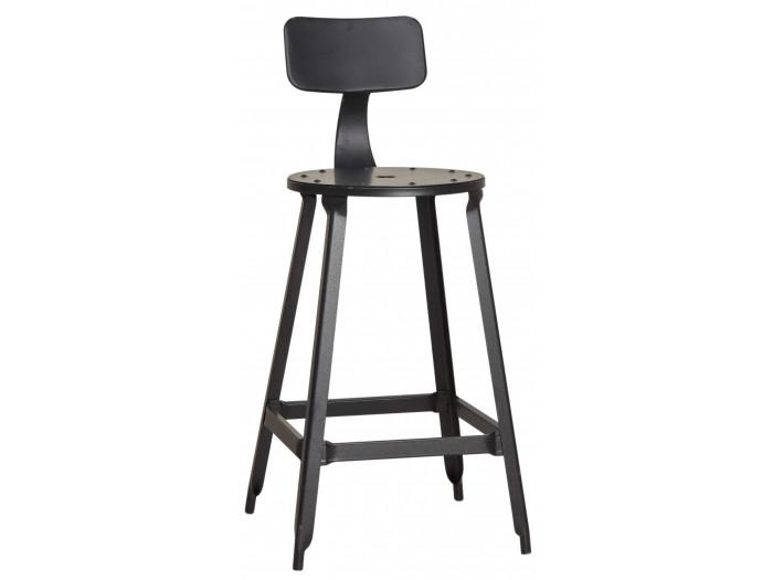 Lot of 2 bar chairs DEBO