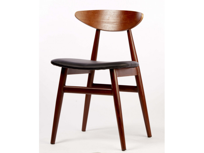 Lot of 2 Chairs COFFEE