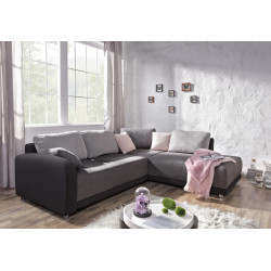 Corner sofa convertible BUTTERFLY