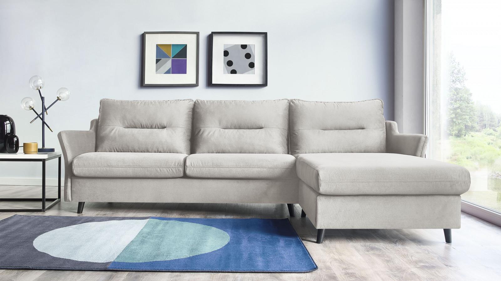 Enjoyable Corner Sofa Convertible Loft Bobochic Dailytribune Chair Design For Home Dailytribuneorg