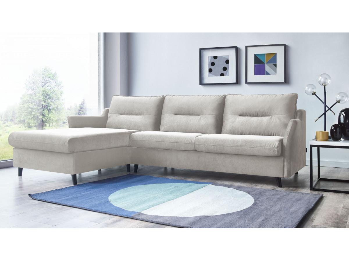 Corner sofa convertible LOFT