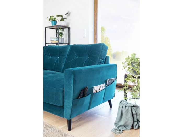 Corner sofa sets Scandi THE VELVET