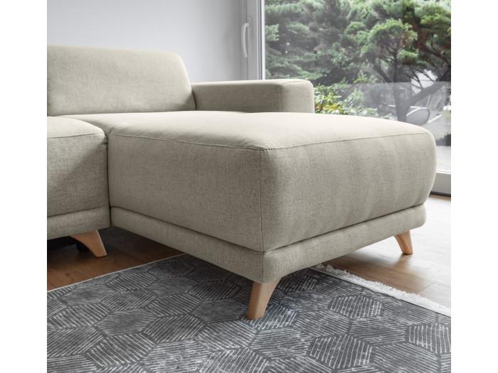 Ypperlig Corner sofa reversible convertible safe BELLA RL-15