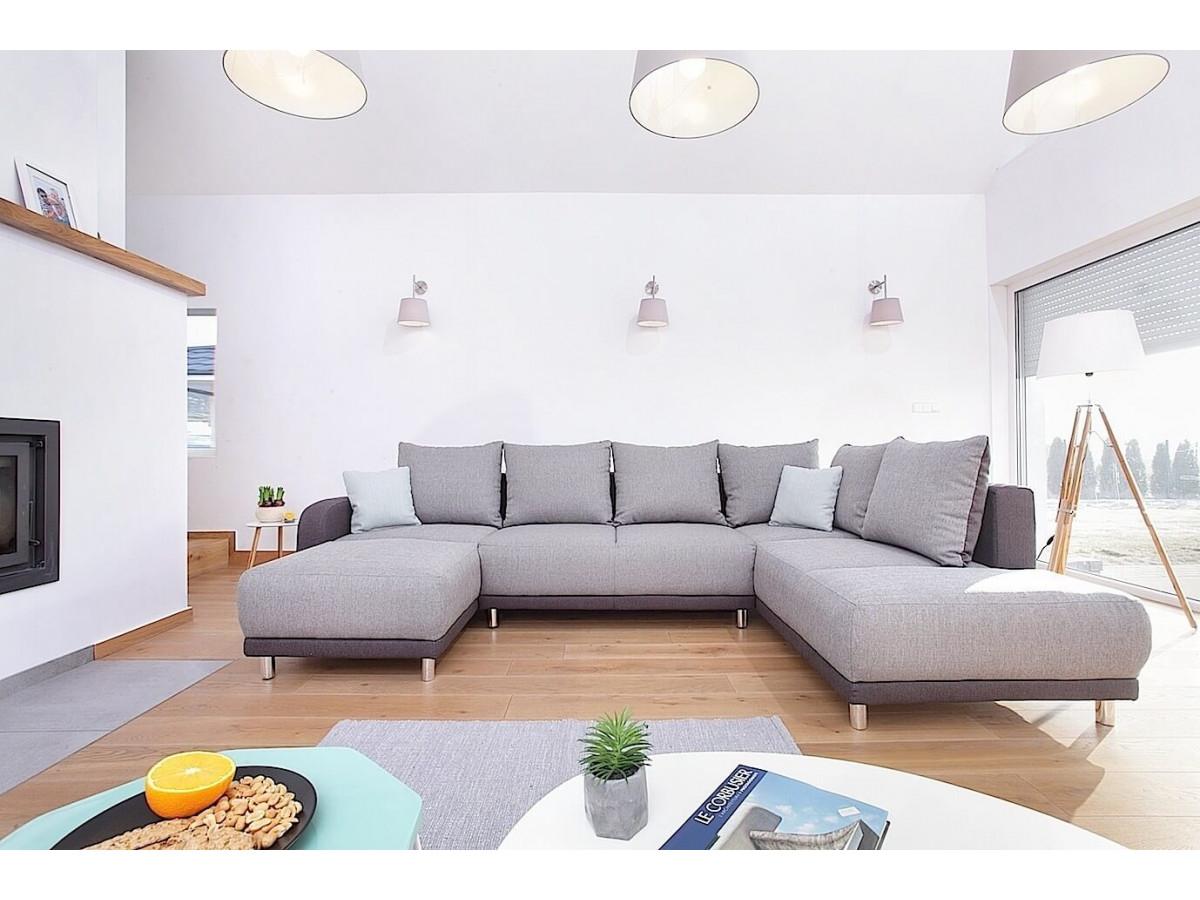 Corner sofa panoramic MINTY