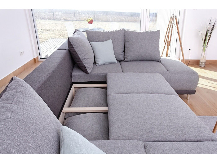 Corner sofa panoramic MINTY