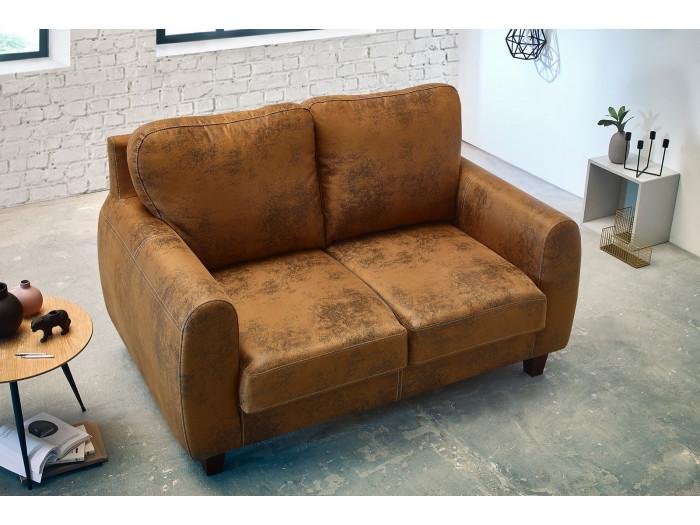 Conjunto de sofás FELICITA de 3 plazas + 2 plazas Sofá