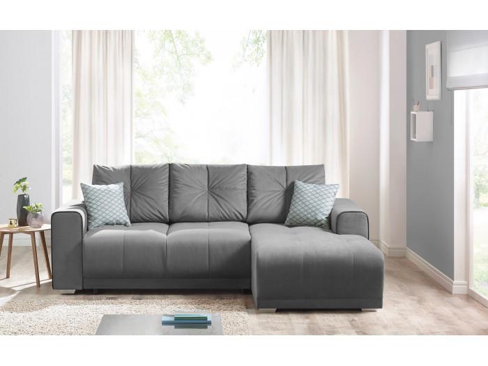 Canapé d'angle convertible LISBONA