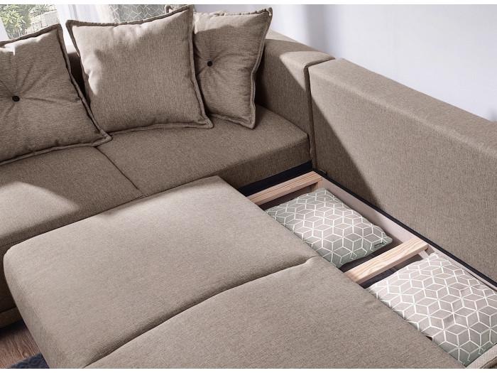 Sofa panorama-LENA cabrio kofferraum