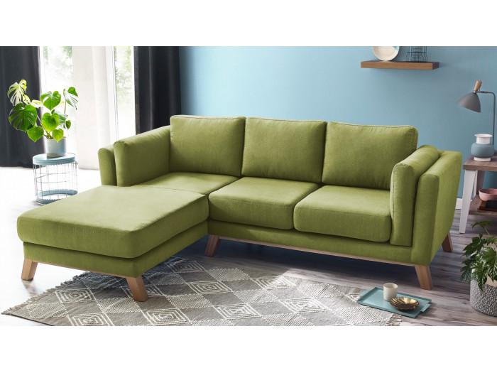 Canapé d'angle fixe SEATTLE