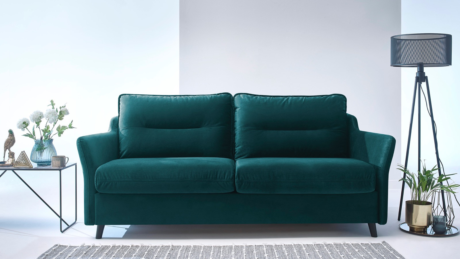 Sofa right convertible LOFT