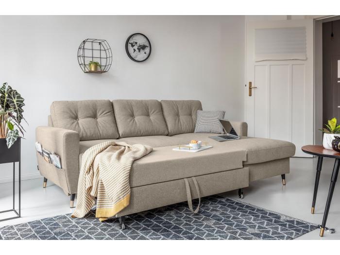 Swell Canape Dangle Anti Tache Convertible Avec Coffre Scandi Deluxe Creativecarmelina Interior Chair Design Creativecarmelinacom