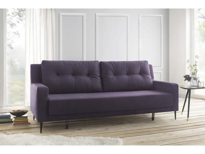 Sofa prawy cabrio BERGEN