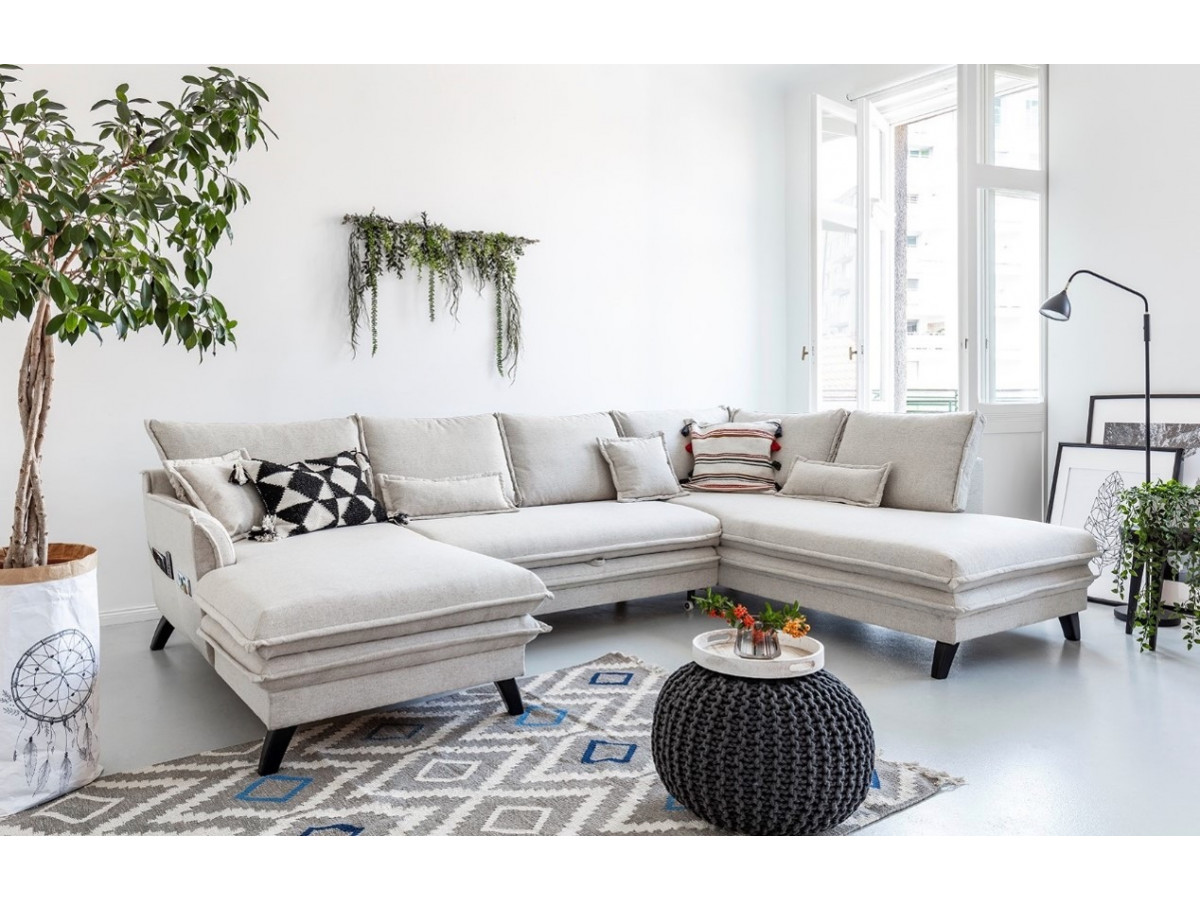 Sofa panorama cabrio kofferraum BOHO