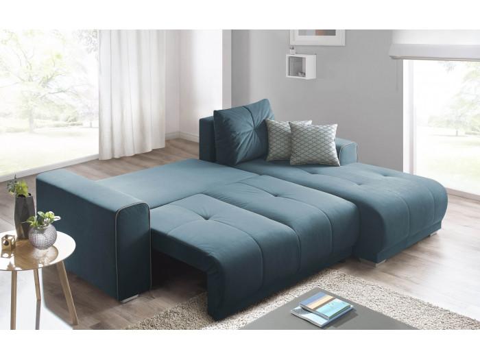 Corner sofa convertible LISBONA
