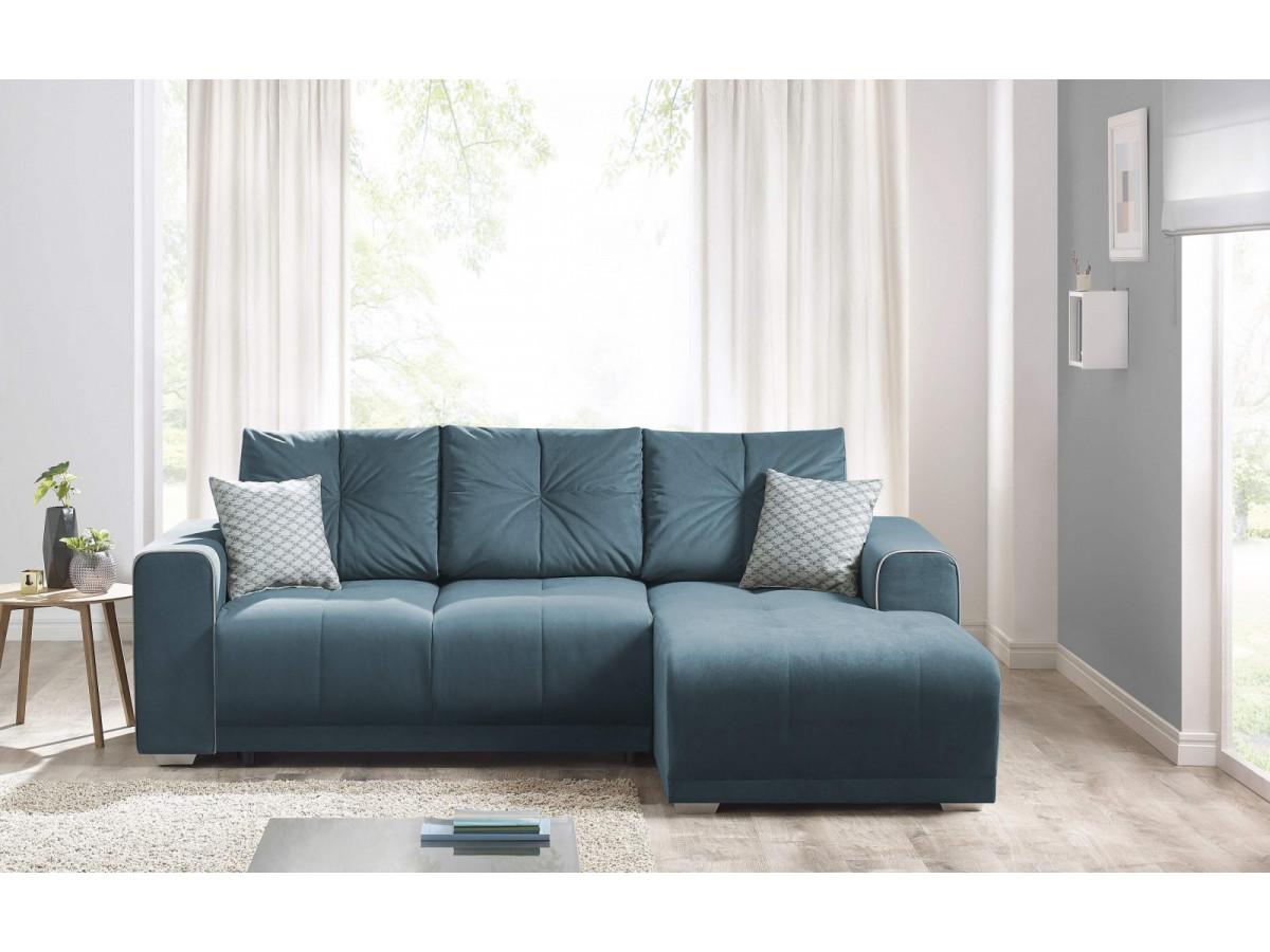 canap d 39 angle convertible lisbona bobochic. Black Bedroom Furniture Sets. Home Design Ideas