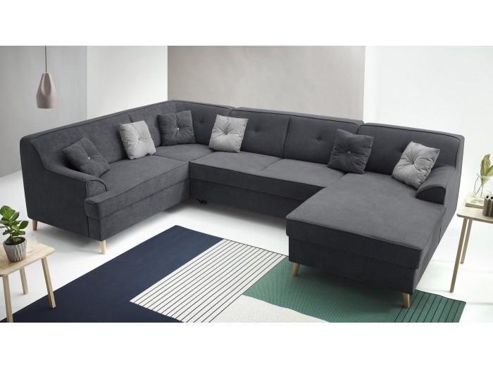 Sofa panoramic convertible ALFA