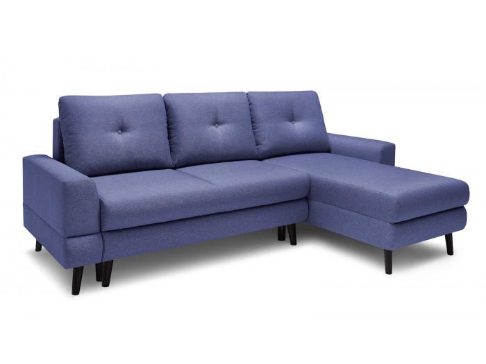 Canapé d'angle convertible coffre CALANQUE