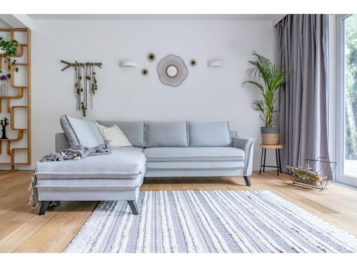 Corner sofa L convertible BOHO