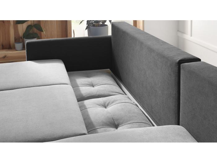 Canapé droit convertible BALIO