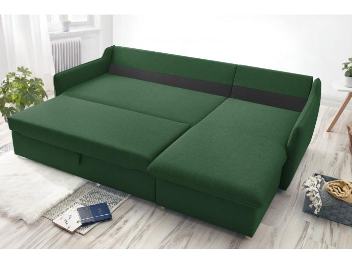 Canapé d'angle réversible convertible OSTEN